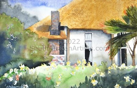 """Thatched Cottage"""