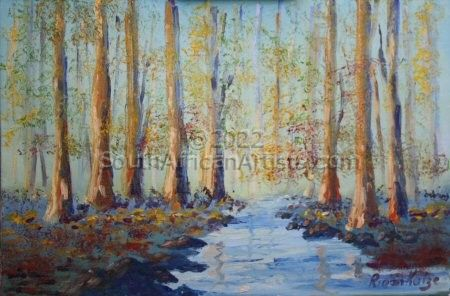"""Forest Stream"""