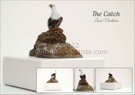 """The Catch - Fish Eagle"""