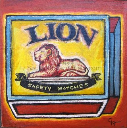 """Lion Matches"""