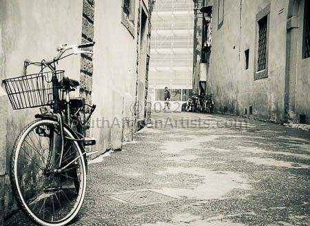 """Retro Bicycle - Florence"""