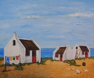 """Fisherman Houses"""