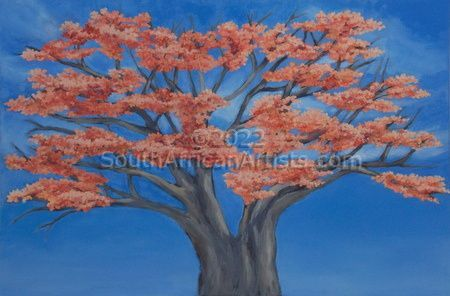 """Tree in Blossom"""