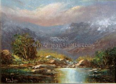 """Mountain Stream"""