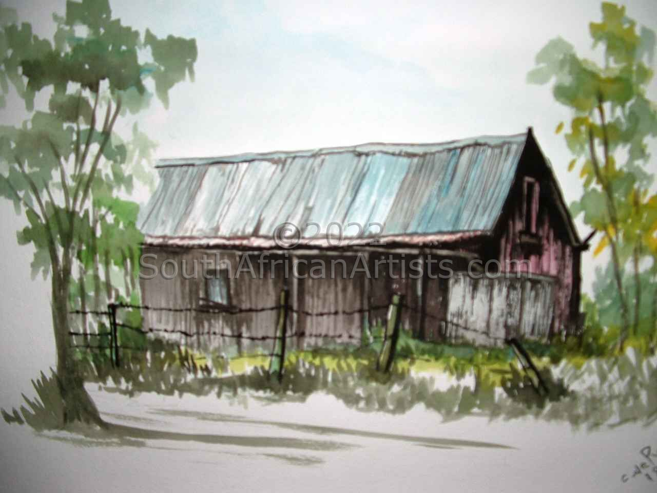 """Wood Cutters' Homestead"""