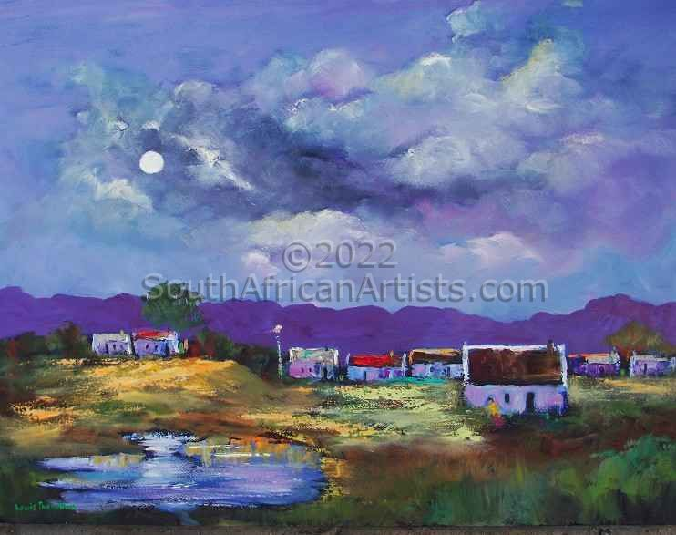 """Abbotsdale Moonlight"""