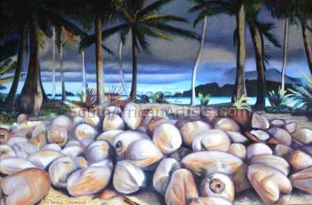 """Coconut Palm Trees"""