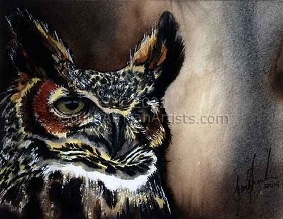 """Wise Owl"""