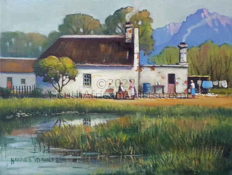"""Farm Cottage Swellendam"""