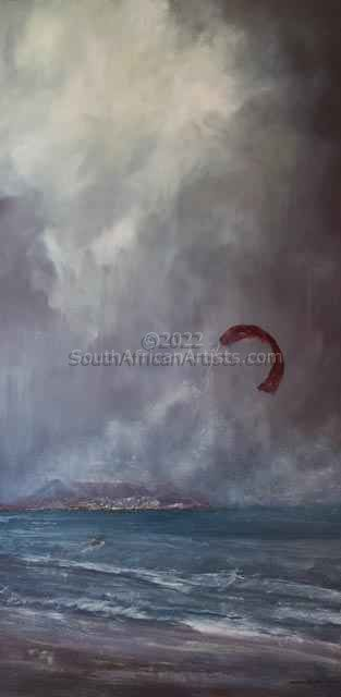 """Braving The Storm 02"""