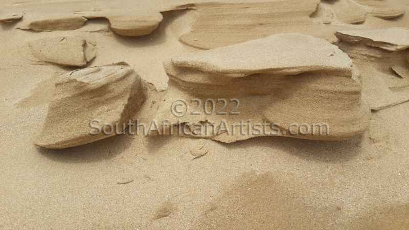 """Sand Forms"""
