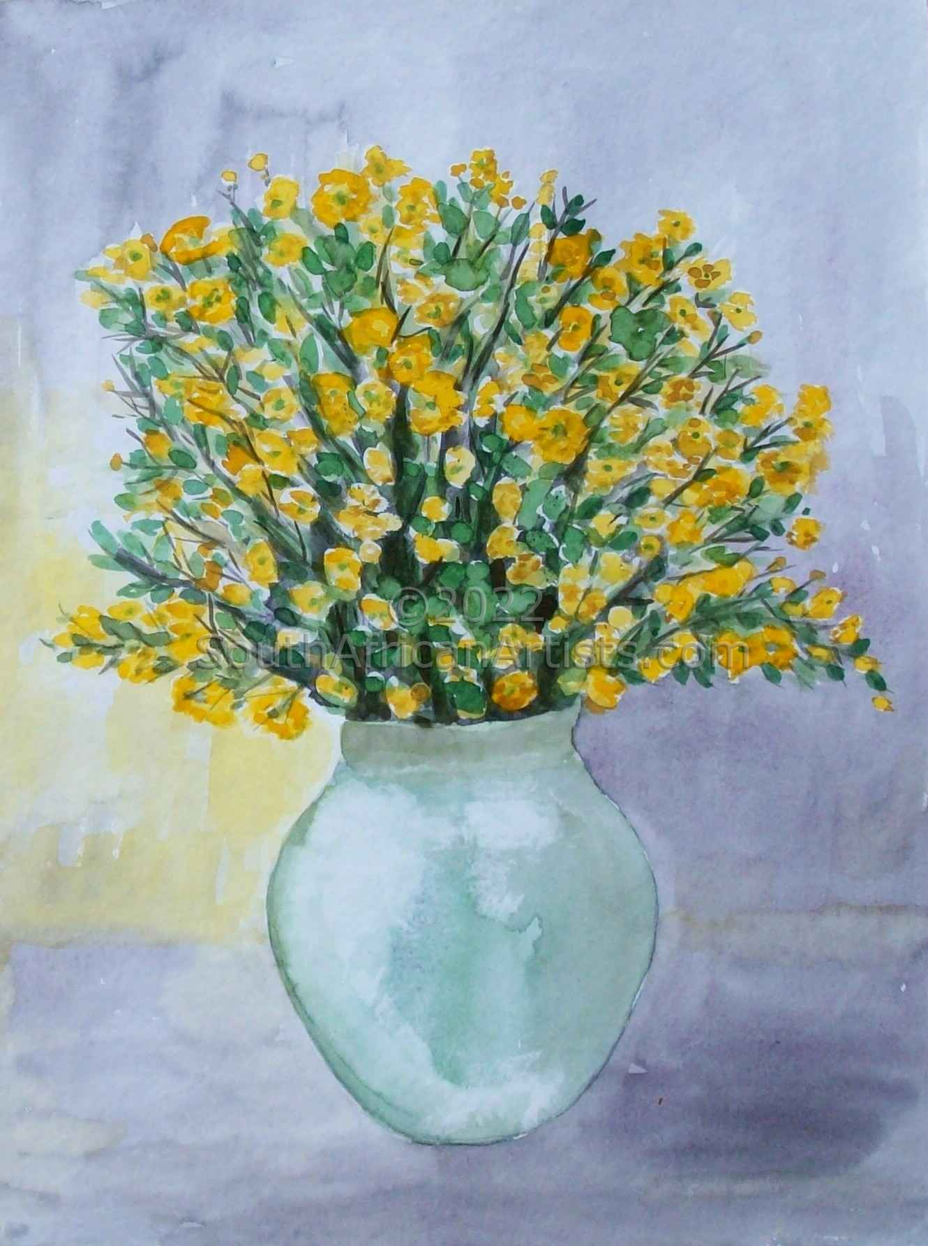 """The Yellow Flowers"""