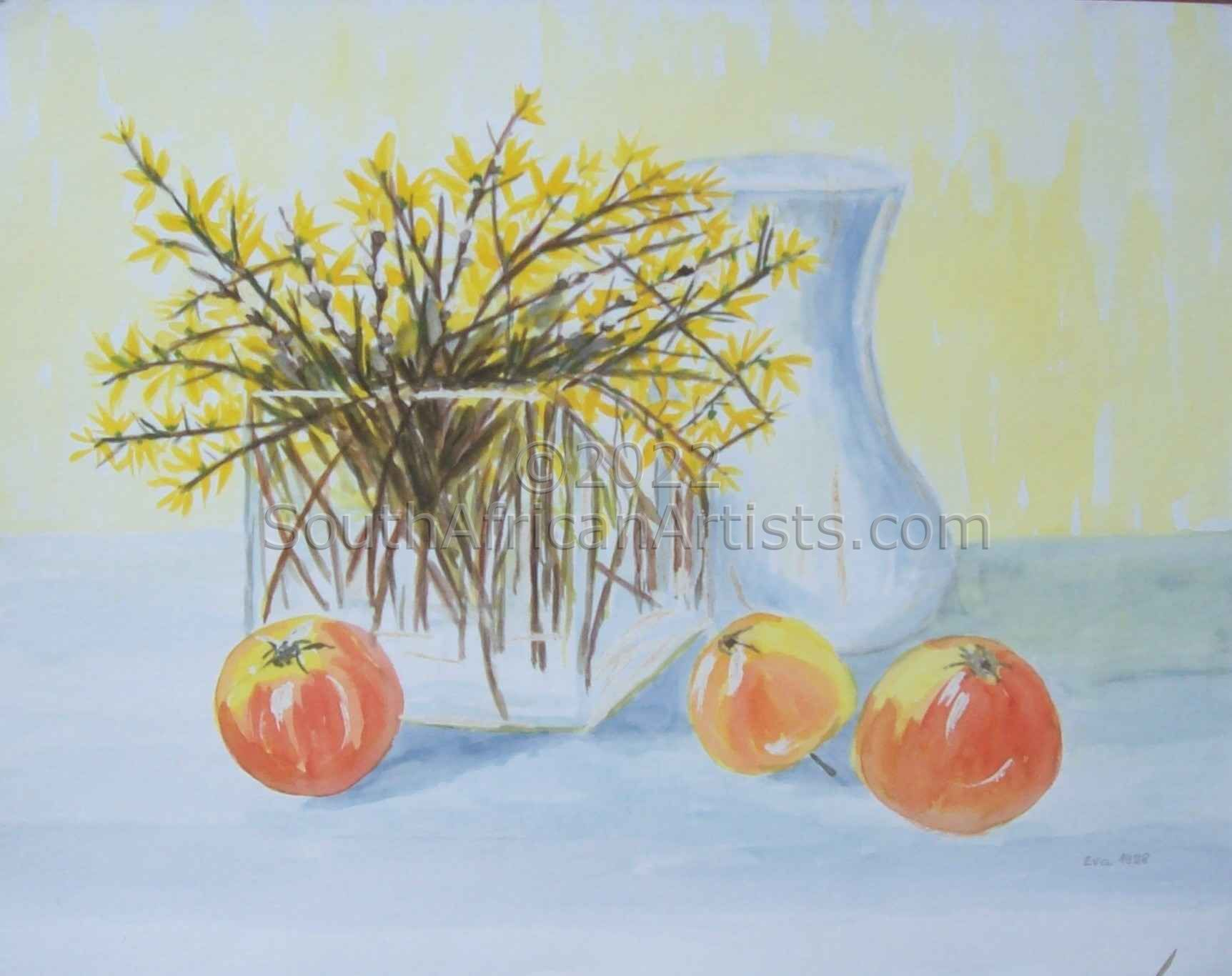 """The Autumn Vase"""