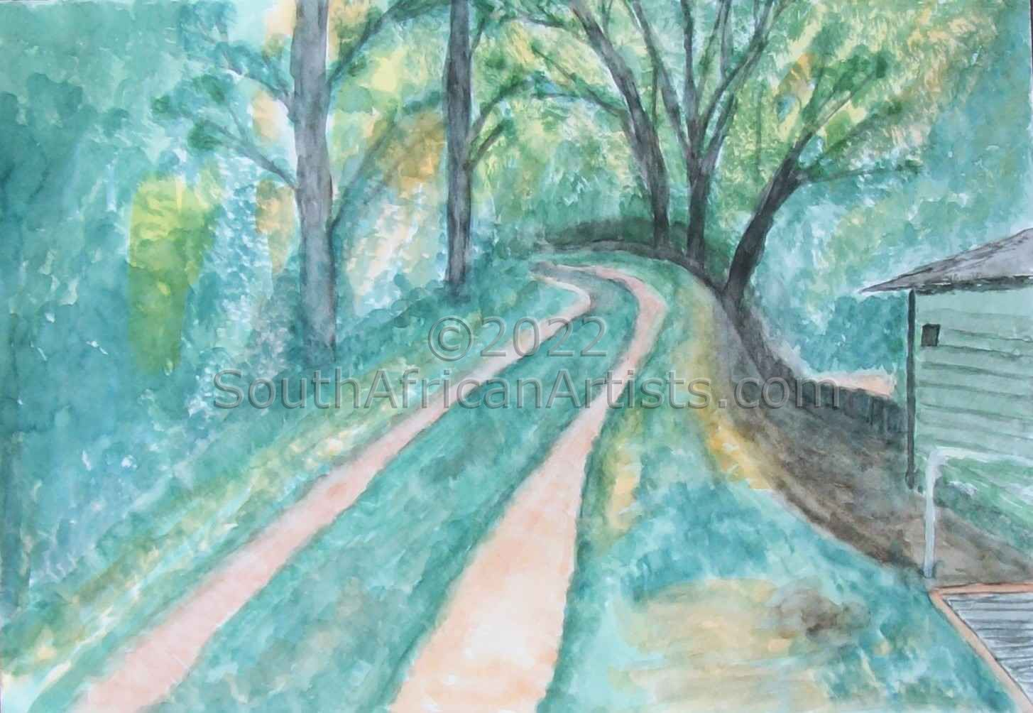 """The Forest Road"""
