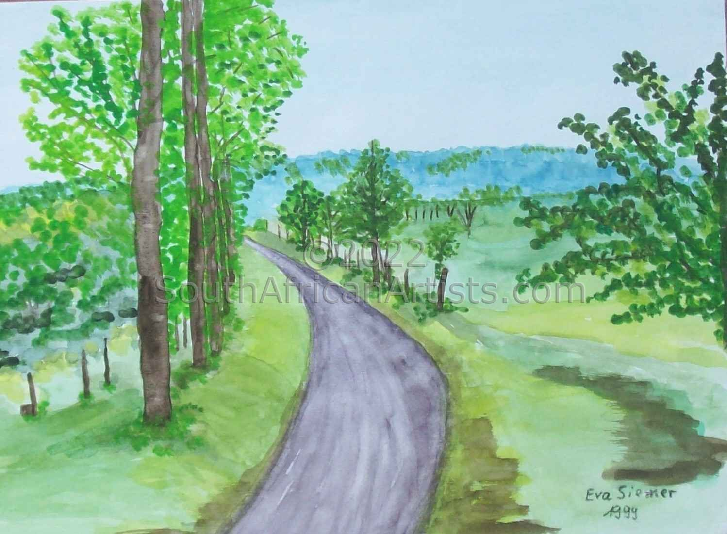 """The Bend in the Road"""