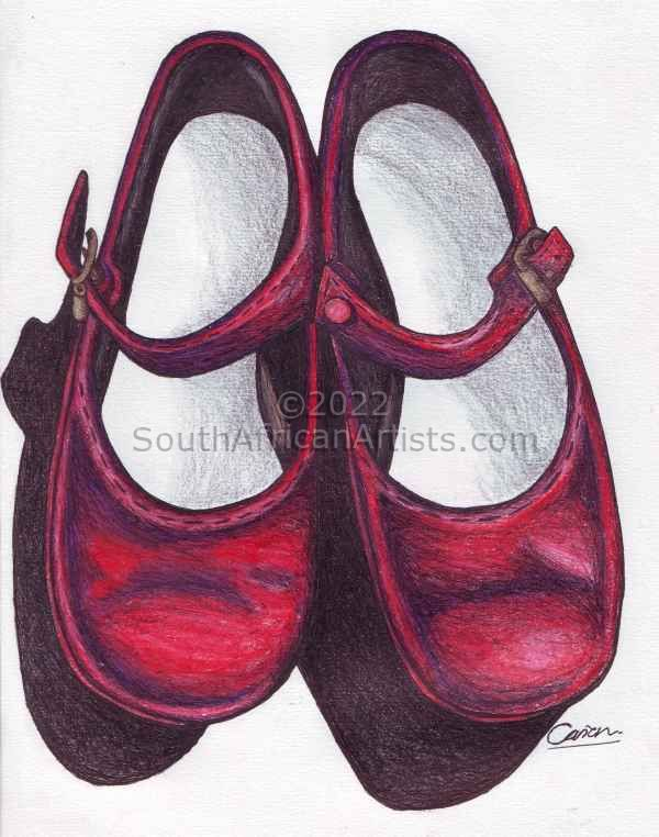 """Red Shoes"""